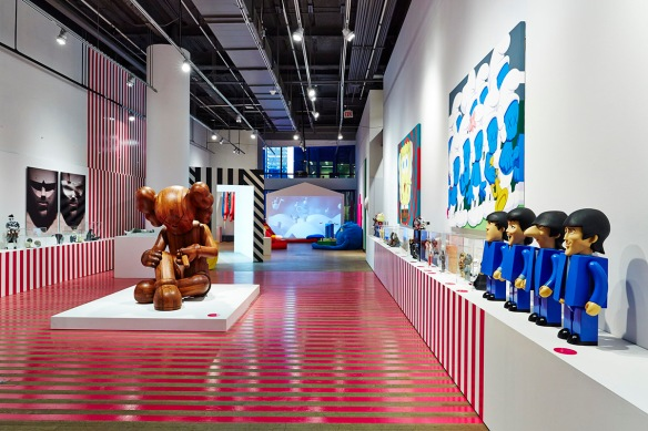 This Is Not A Toy Exhibition, Curated by Pharrell (1)